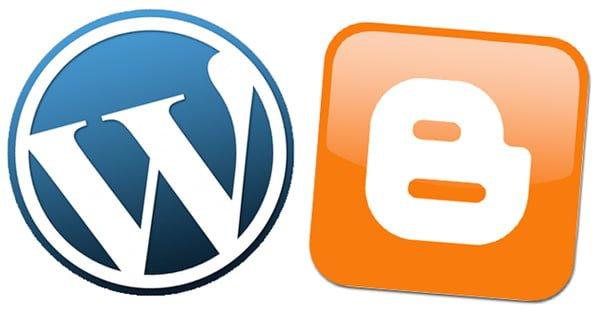 WordPress ou Blogger: Qual é Melhor?